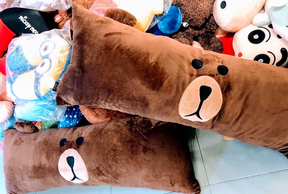 Gửi gấu bông đi Trung Quốc giá rẻ, nhanh chóng, an toàn
