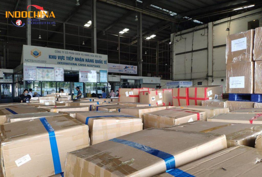 Vận chuyển các loại hàng hóa tại Việt Nam nhanh chóng, uy tín
